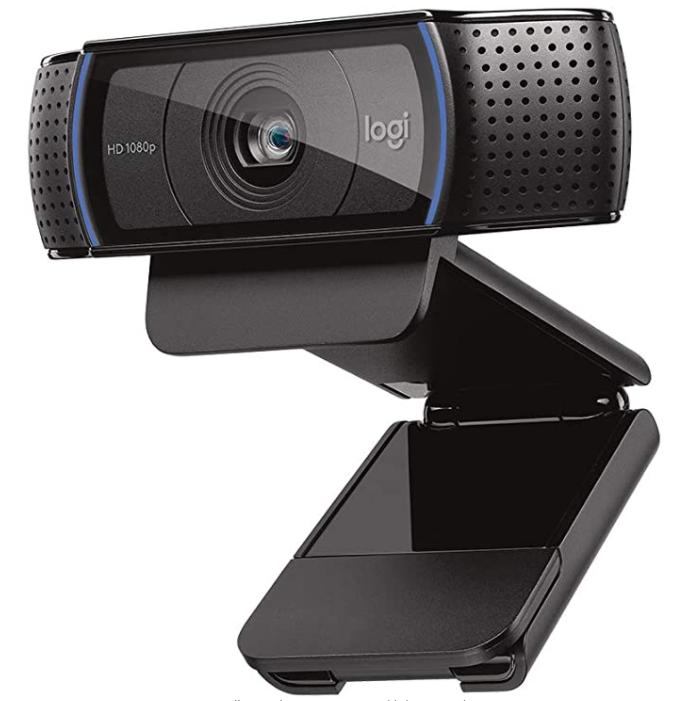 Logicool WEBカメラ C920n フルHD1080P