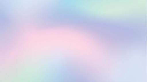 淡い虹色の背景